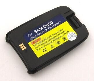 Bateria para SAMSUNG SGH-D600