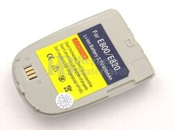 Bateria para SAMSUNG SGH-E800 SGH-E820