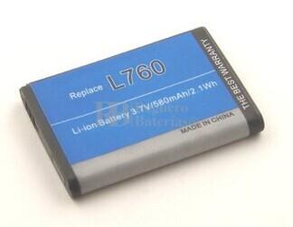 Bateria para SAMSUNG SGH-L760