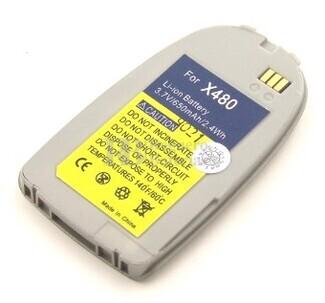 Bateria para SAMSUNG SGH-X480