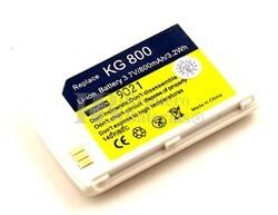 Bateria para LG White Chocolate KG800