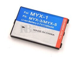 Bateria para SAGEM myX-1 myX-3 myX-5 myC-5
