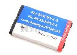 Bateria para SAGEM myX-2 myX-4 myX3-2