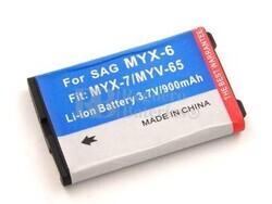 Bateria para SAGEM myX-6 myX-7 myV-65 myV-75