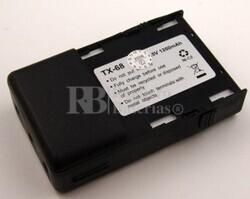 Bateria para MOTOROLA GP63 GP68 NI-CD 1.200mAh