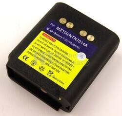 Bateria para MOTOROLA MX1000 NI-MH 1.800 mAh