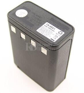 Bateria para MOTOROLA Radius P200-210 NI-CD 1.200 mAh