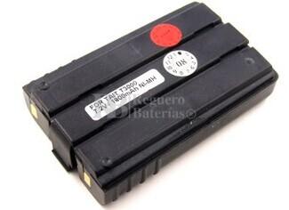 Bateria para TAIT 1000 1002 3000 NI-MH 1.800 mA
