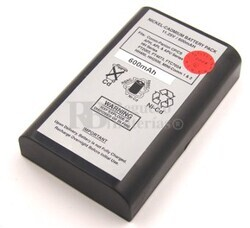 Bateria para YAESU FT2003 FT4073 FTC703A FTC708A NI-CD 600 mAh