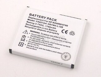 Bateria para Pda HP iPAQ rx5725
