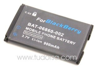 Bateria para BlackBerry 8100 8110 8120 8130 BlackBerry Pearl -Pearl Flip 8220