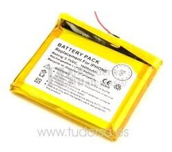 Bateria para HP iPAQ h2000