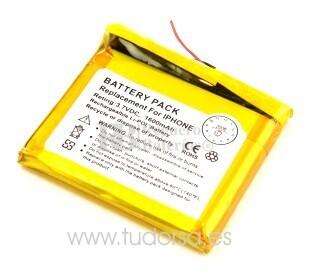 Bateria para HP iPAQ h2212