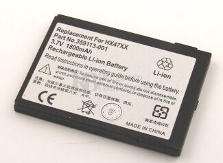 Bateria para HP iPAQ rx4000 rx4200 rx4240 rx4500..HP iPAQ 100 110 114 Serie..