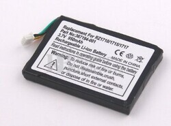 Bateria para HP iPAQ rz1717 Serie