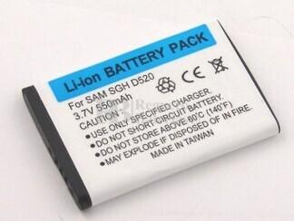 Bateria para SAMSUNG SGH-B130 SGH-B300 SGH-B320 SGH-B520...