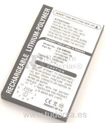 Bateria para Garmin iQue M5, Garmin nicht M3