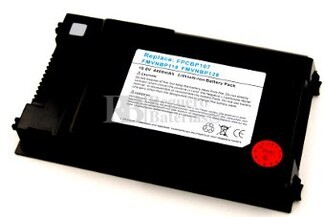 Bateria para FUJITSU-SIEMENS LifeBook S2110, S6000, S6240, FMV-BIBLO MG50, MG70, MG75 Serie