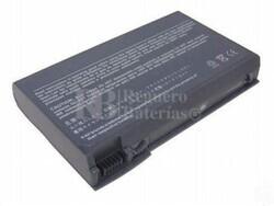 Bateria para HP OmniBook 6000, 6100, N6195, N6490, XT6200, VT6200 Serie