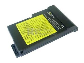 Bateria para IBM ThinkPad 390, 390E, 390X, 1720, i1700, i1720, i1721, i1750 Serie