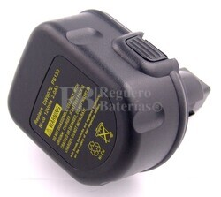 Bateria para Dewalt DE9075