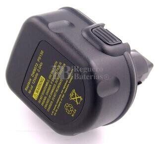 Bateria para Dewalt DW9072