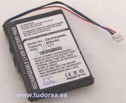 Bateria para Gps Navman iCN 320, Navman iCN 330