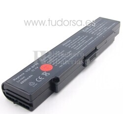 Bateria VGP-BPL2 para ordenador Sony