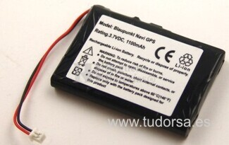 Bateria para Blaupunkt Navi GPS