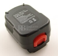 Bateria para BLACK & DECKER BDGL12K