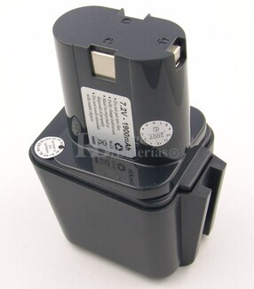 Bateria para Bosch GSR 7,2VE
