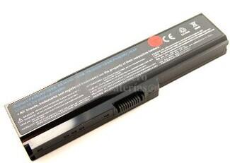 Bateria PABAS117 para ordenador Toshiba