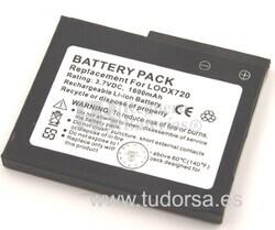 Bateria para Fujitsu-Siemens Pocket LOOX 720