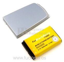 Bateria para BlackBerry larga duración series 7100g, 7100i, 7100r, 7100t, 7100v, 7100x, 7105t, 7130e