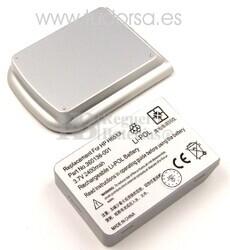 Batería larga duracion para QTEK S100, QTEK S200,T-Mobile MDA Compact II (PM16A),o2 Xda mini