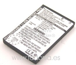 Bateria para Fujitsu-Siemens Pocket LOOX N100, Pocket LOOX N110
