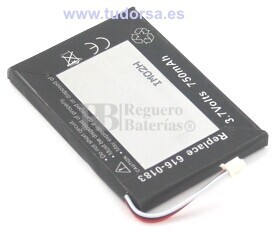 Bateria para Apple iPod 4G