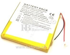 Bateria para Archos 605 WiFi 30GB - 5.200 mAh (Larga Duraci�n )