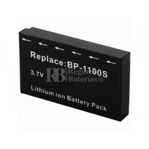 BP-1100S bateria para camara Kyocera
