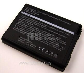 Bateria para ACER BATELW80L8 BATELW80L8H LC.BTP05.004 LIP-8188CMPC
