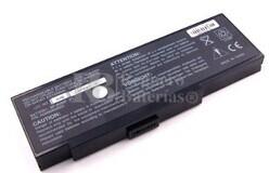 Bateria de larga duracion para Benq Fujitsu Nec Packard Bell Mediom Gericom