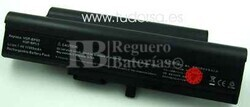 Bateria larga duracion para SONY VAIO VGN-TX Serie