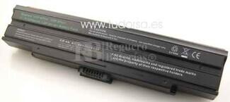 Bateria larga duracion para SONY VAIO VGN-AX570G, VGN-AX580G, VGN-BX Serie