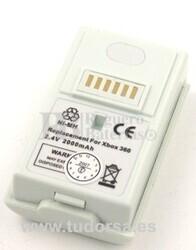 Bateria para XBOX 360 Wireless-Controller