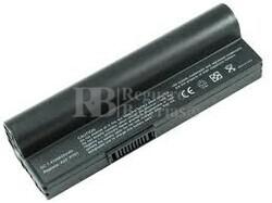 Bateria para ASUS Eee Pcxx A22-700, A22-P701,7BOAAQ040493 Color Negro 6.600 mAh (más duración)