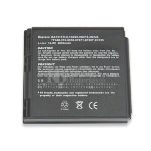 Bateria para Dell 1F749 1G222 2G218 2G248 2N135 312-0022 461-7299 6P848 7F948 8F871 A5534524