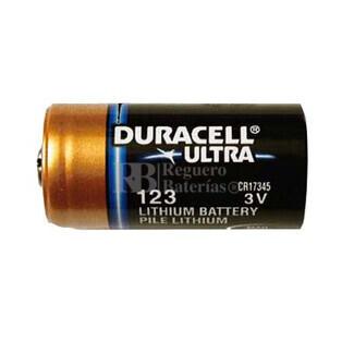 Pila para detector de alarma 3 Voltios 2-3A DL-123