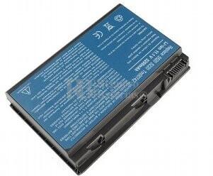 Bateria para Acer TravelMate 7520-6A2G25Mi