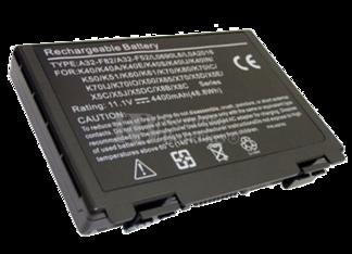 Bateria para ASUS K60 Series