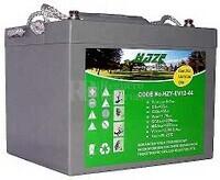 Bateria GEL para Scooter Electrico Gel 12 Voltios 44 Amperios Haze